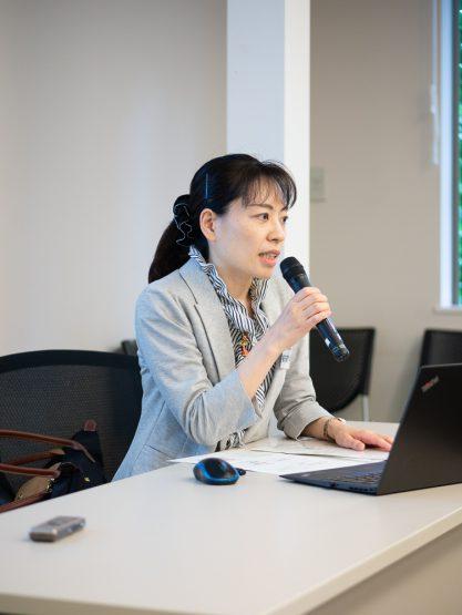 横田美香さん